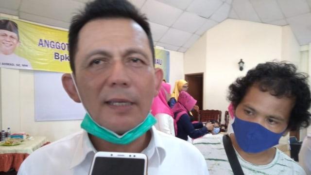 Pilih Maju di Pilgub Kepri, Ansar Ahmad Mundur Dari DPR RI Digantikan Cen Sui Lan