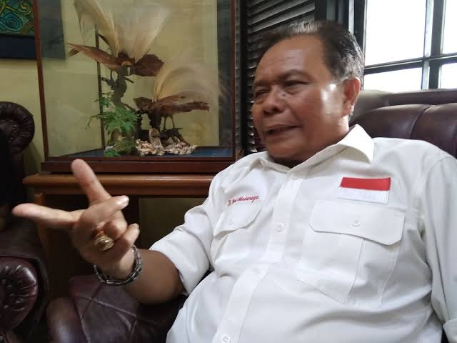 Yod Mintaraga Minta Anggota Fraksi Golkar DPRD Jabar Bantu Cegah Corona di Dapil Masing-Masing