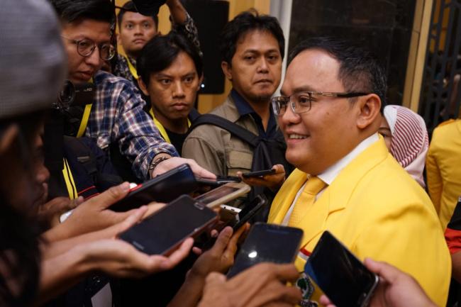 Dodi Reza Pastikan Golkar Sumsel Tidak Usung Endang PU Ishak di Pilkada Ogan Ilir 2020