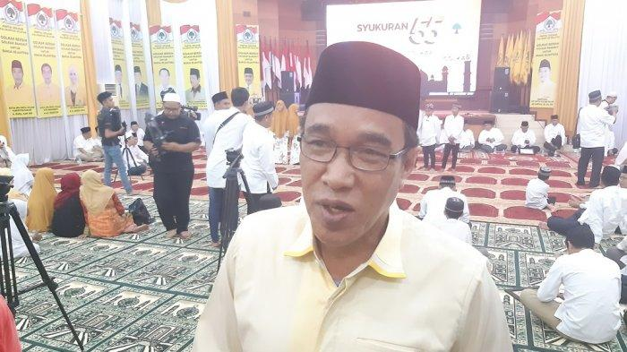 Golkar Kalsel Mantap Dukung H Rusli Maju Jadi Cabup Banjar di Pilkada 2020