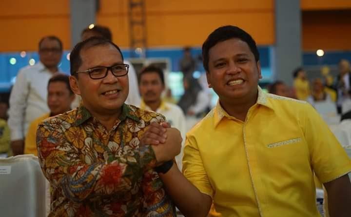 Danny Pomanto-Zunnun Halid Optimis Menangkan Pilkada Kota Makassar 2020