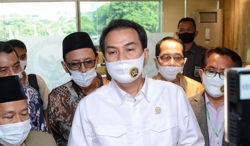 Azis Syamsuddin Minta Kominfo dan Bawaslu Tindak Tegas Konten Hoaks Terkait Pilkada 2020