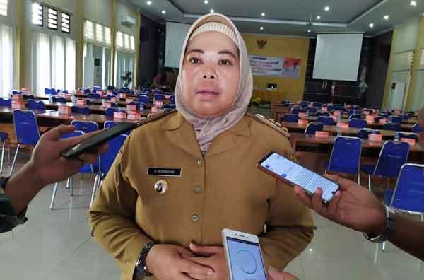 Hj Nurhidayah Minta Pengajian Alhidayah Terus Eksis Kembangkan Syiar Islam di Kotawaringin Barat
