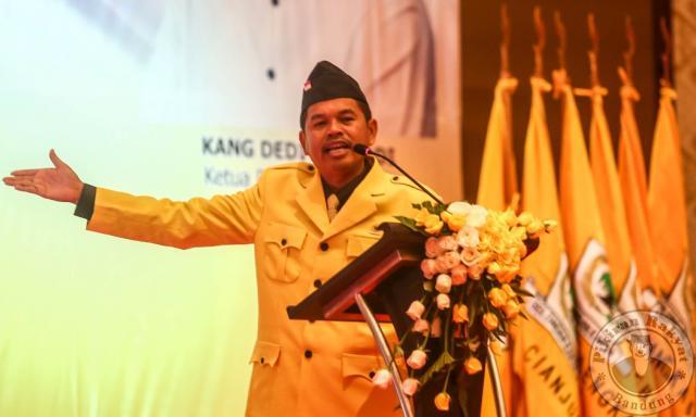 Demi Kompromi, Dedi Mulyadi Siap Berikan Jabatan Wakil Ketua Komisi IV DPR Untuk Kubu Bamsoet