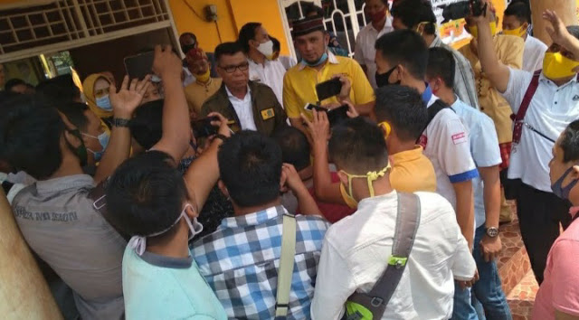 Ismet Roni Ungkap Golkar Lampung Menangkan Pilkada di 4 Kabupaten, Bonus Wakil Bupati Mesuji