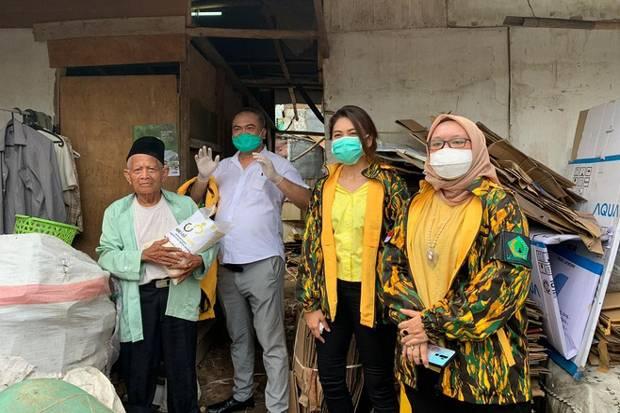 Bantu Masyarakat Terdampak Corona, PP AMPG Luncurkan Gerakan Social Care