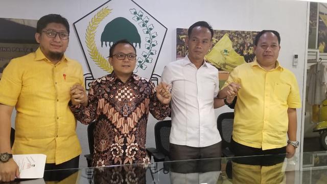 HUT Ke-56, Wahyu Hidayat Bawa Golkar Pulau Seribu Semakin Solid