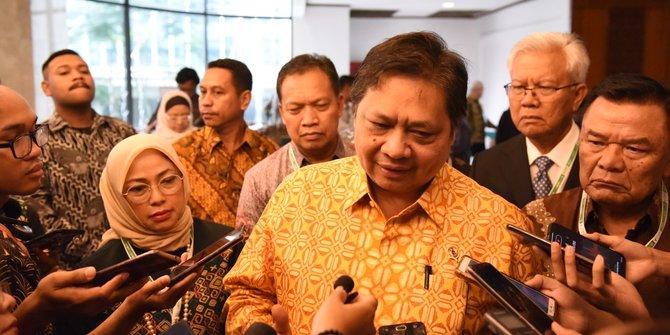 Airlangga Ungkap Golkar Berpeluang Dukung Gibran di Pilkada Surakarta 2020