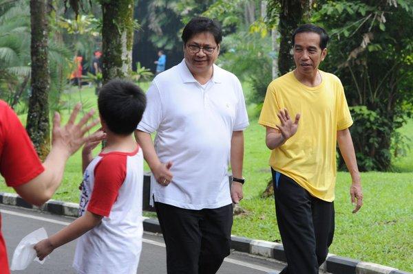 Leo Nababan Jagokan Airlangga Jadi Capres di Pemilu 2024, Minta Jokowi Jadi Cawapresnya