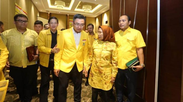 Pilkada se-Jabar Banten 2020, Andika Hazrumy Pastikan Golkar Prioritaskan Kader Internal