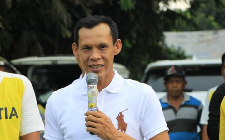 Jaro Ade Persilakan Siapapun Kader Maju di Musda Golkar Kabupaten Bogor
