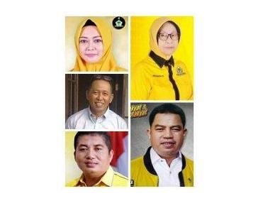 Raih Suara Terbanyak, Golkar Amankan Kursi Ketua DPRD Parepare