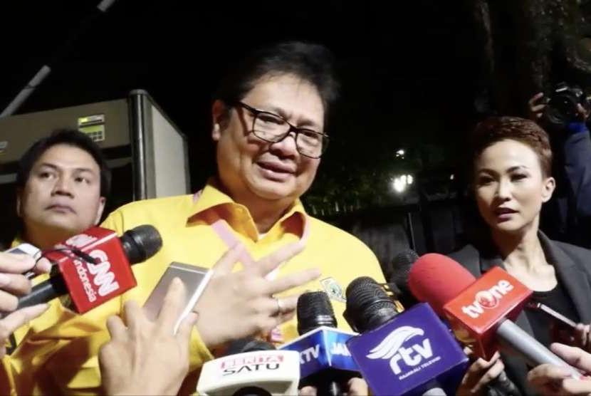 Jelang Debat Ketiga, Golkar Gelar Diskusi Internal Untuk Maruf Amin