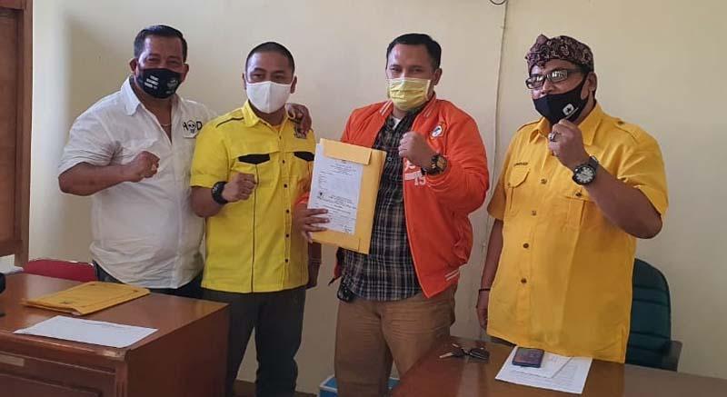 Siap Lakukan Perubahan, Zainul Miftah Beranikan Diri Maju di Musda Golkar Kota Bekasi