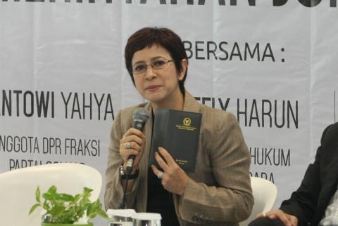 Nurul Arifin Ungkap Pembahasan Omnibus Law Cipta Kerja Sudah 80 Persen Rampung
