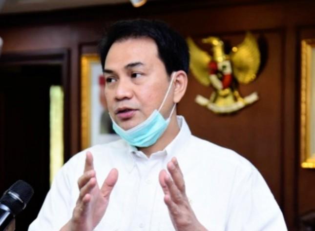 Jelang Ramadhan, Azis Syamsuddin Dorong Pemerintah Atasi Kenaikan Harga Bahan Pangan