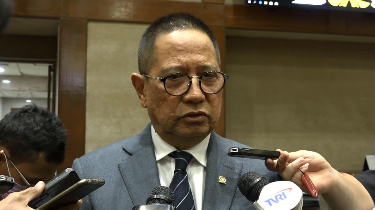 Dito Ganinduto Dukung Upaya Menkeu Sri Mulyani Mitigasi Dampak Ekonomi Dari Wabah COVID-19