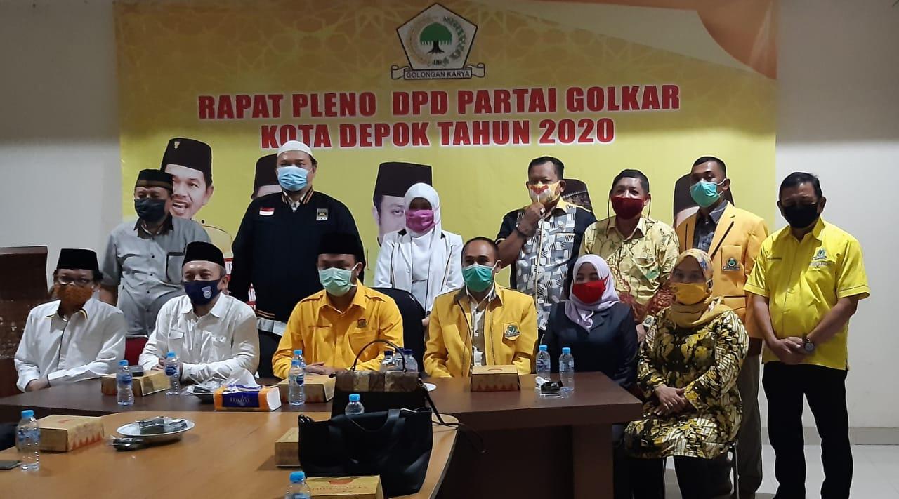 Silaturahmi Politik PKS-Golkar, Lapangkan Jalan Koalisi Jelang Pilkada Depok 2020