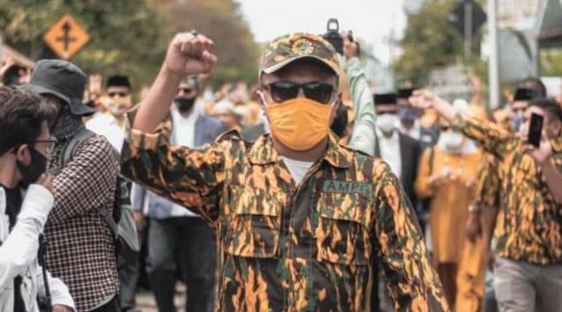 Tensi Tinggi Pilkada Wakatobi, Ketua AMPG Ahmad Billfaqih Serukan Pilkada Damai