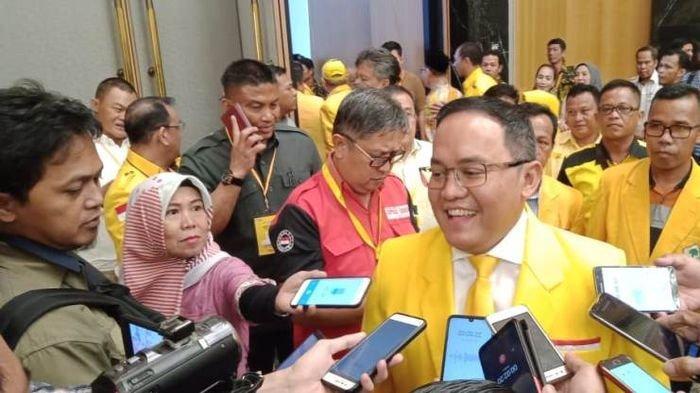 Dodi Reza Pastikan Musda Golkar Kabupaten/Kota se-Sumsel Rampung Sebelum 31 Agustus 2020