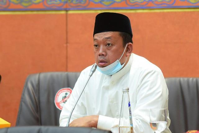Demi Konektivitas dan Pangkas Biaya Logistik, Nusron Wahid Sambut Baik Integrasi BUMN Pelindo