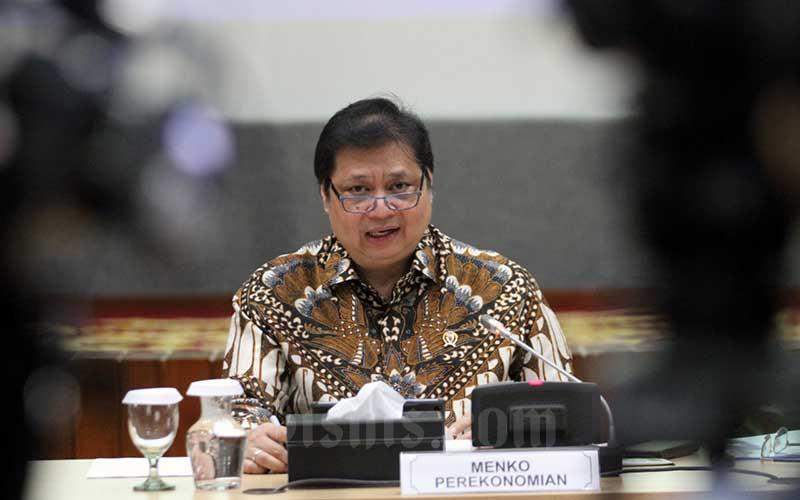Menko Airlangga: Korupsi Hambat Investasi dan Pertumbuhan Ekonomi Nasional