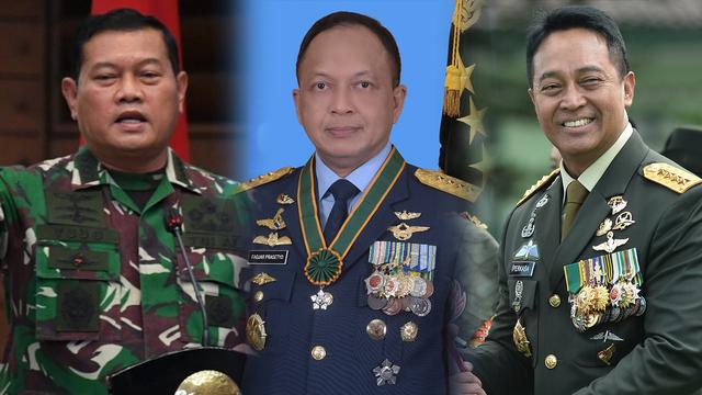 Dave Laksono Sebut Jaga Moralitas Prajurit Jadi PR Besar Pertama Panglima TNI Baru