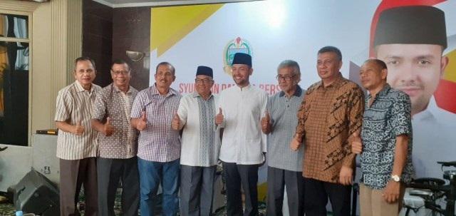 Walikota Medan Hadiri Syukuran Pelantikan Akbar Himawan Buchari Jadi Anggota DPRD Sumut