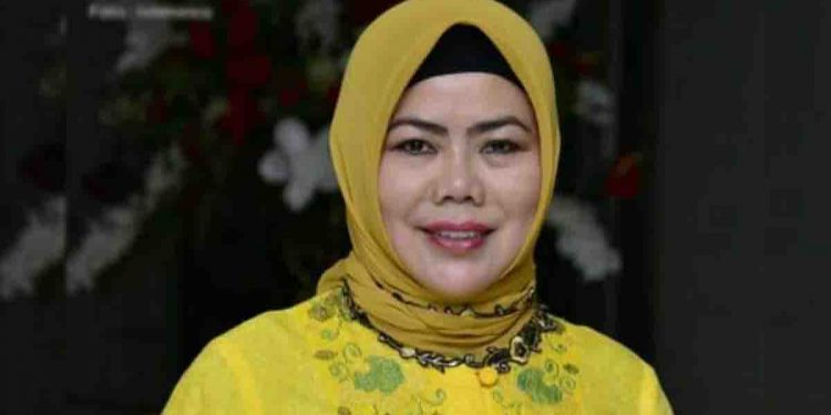 Idah Syahidah Tegaskan Dirinya Siap Maju Di Pilgub Gorontalo 2024