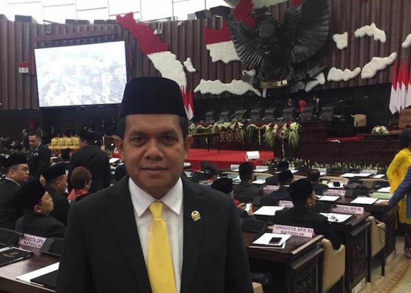 Pidato Jokowi Bikin Melki Laka Lena Optimis Pandemi Jadi Momentum Bangun Solidaritas Bangsa