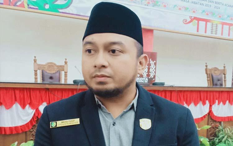 Cegah Klaster COVID-19, Wahid Yusuf Minta Penataan Lapak Pasar dan Rekayasa Lalu Lintas Dievaluasi