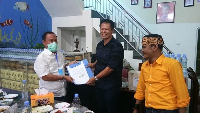 DPP Tak Lirik Masdar Bersaudara, Aras Tammauni Hampir Pasti Pimpin Golkar Sulbar