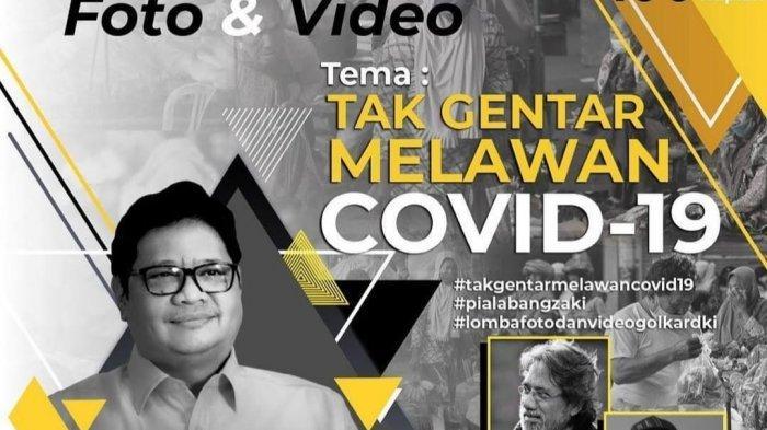 Ribuan Peserta Antusias Ikuti Lomba Foto dan Video Golkar DKI Jakarta Berhadiah Ratusan Juta Rupiah