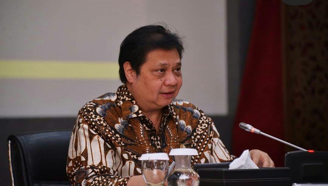 Menko Airlangga Minta Buruh Tak Mogok Nasional dan Jaga Kondusivitas Lingkungan Kerja
