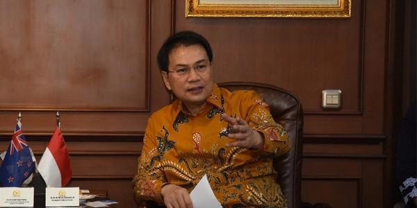 Azis Syamsuddin Ajak Internasional Desak Cina Izinkan Badan Independen Cari Fakta Terkait Uighur