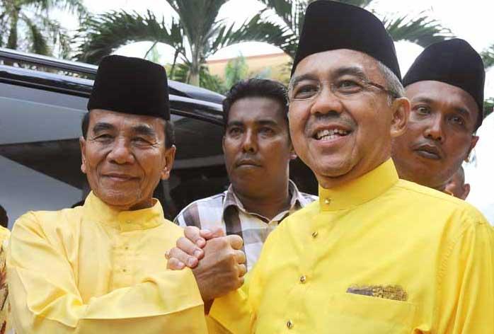 Eks Gubernur Riau Annas Maamun Hengkang Ke Nasdem, Golkar Mengaku Tidak Tahu