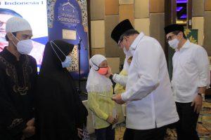 Safari Ramadhan Bupati Dodi Reza Dinilai Efektif Ringankan Beban Warga Muba di Tengah Pandemi