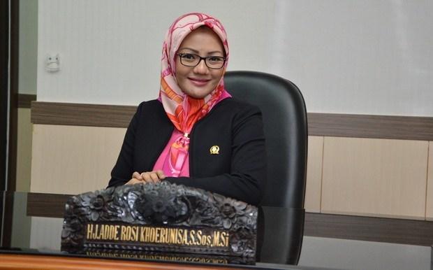 Paham Radikalisme Tinggi, Adde Rosi Khoerunnisa Sebut Banten Masuk Zona Merah Terorisme