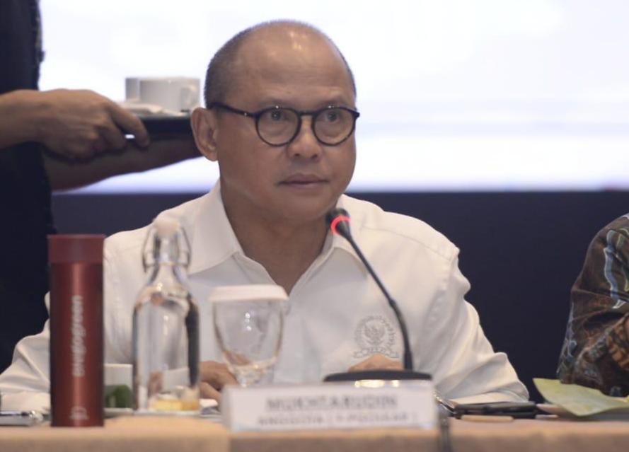 Mukhtarudin Sebut Pelaku Usaha Mikro dan UMKM Tulang Punggung Pemulihan Ekonomi Nasional