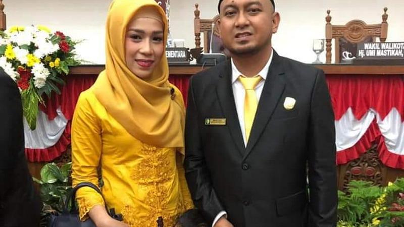 Wahid Yusuf Dipercaya Golkar Jadi Wakil Ketua DPRD Kota Palangkaraya