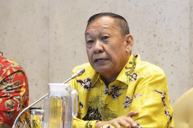 Hamka Baco Kadi Ungkap Pembagian Dana Transfer Daerah Tergantung Postur Penerimaan Negara
