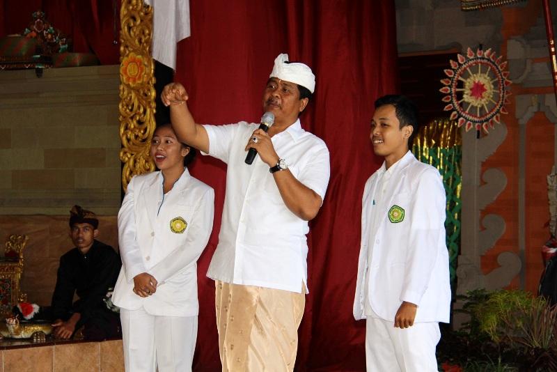 Tekad Sudikerta, Si Anak Petani Ingin Sejahterakan Masyarakat Bali