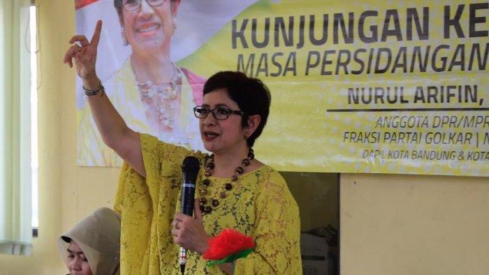 Nurul Arifin Optimis Omnibus Law Jadi Solusi Atasi Problem Ekonomi
