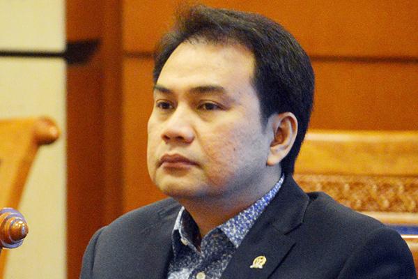 Azis Syamsuddin Harap 6 Menteri Baru Jokowi Mampu Bangun Kerjasama Tim