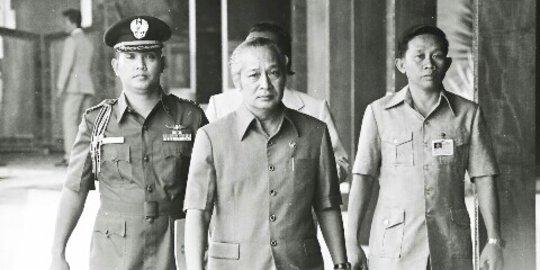Seabad Soeharto, Presiden RI Ke-2 Yang Doyan Bakso dan Belut Goreng