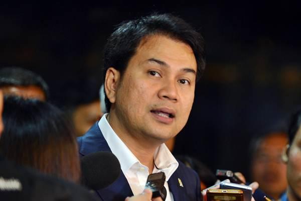 Azis Syamsuddin Bantah Pimpinan DPR Hambat Pembentukan Pansus Jiwasraya
