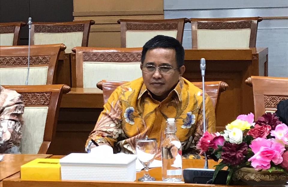 Muhammad Fauzi Sarankan Pemprov Sulsel Ajukan Penerapan PSBB di Kota Makassar