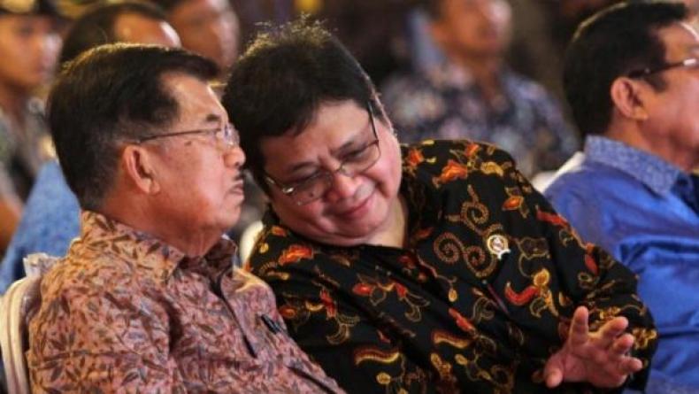 Pengamat Ini Curiga JK Bakal Hadang Airlangga Agar Golkar Usung Anies di Pilpres 2024