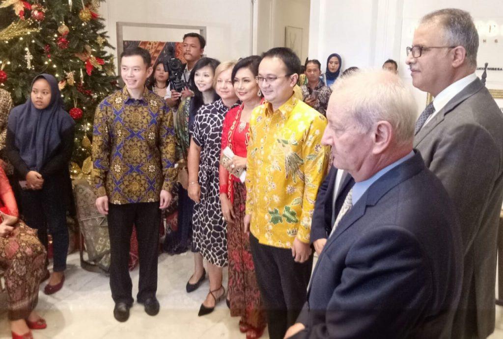 Ini Strategi Wamendag Jerry Sambuaga Promosikan Batik di Luar Negeri