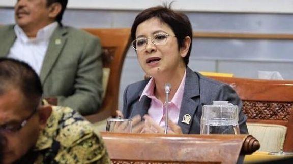 Gugatan RCTI Terkait Lembaga Penyiaran Bikin Heboh, Nurul Arifin Janji Bersikap Adil Ke Masyarakat